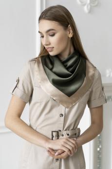Новинка: платок женский оливковый MYLIKE