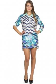 Голубое платье Bast